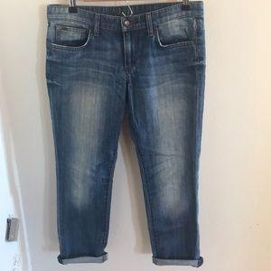 Slim Boyfriend Joe's Jeans